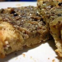 Walnut And Mushroom Vegetarian Pate: http://www.grouprecipes.com/74063 ...