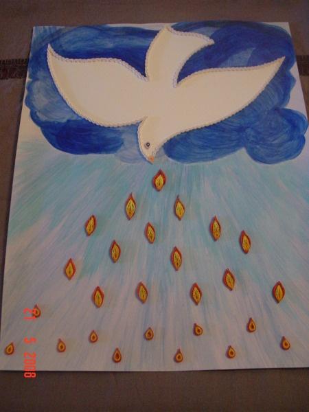 pentecost activities for ks2