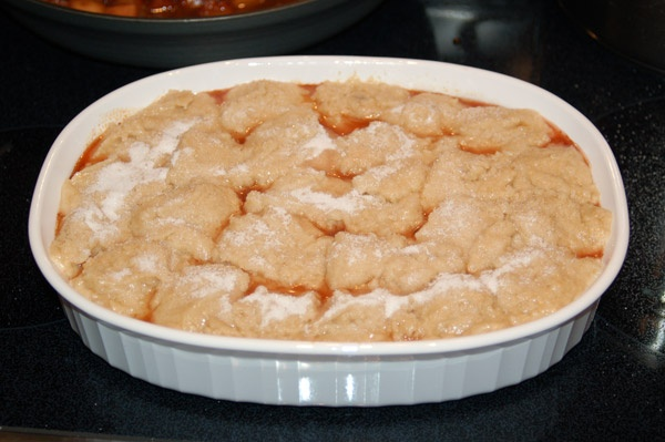 The Slow Roasted Italian: The Best Southern Peach Cobbler