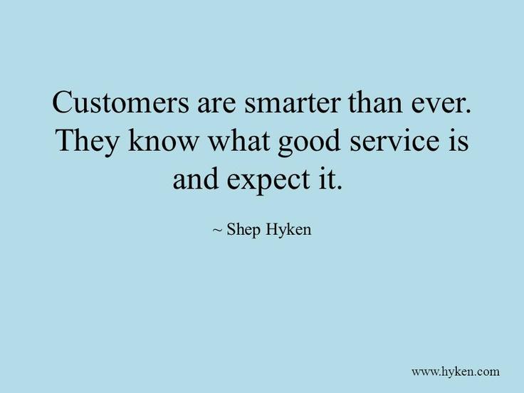 Customer Service Tip