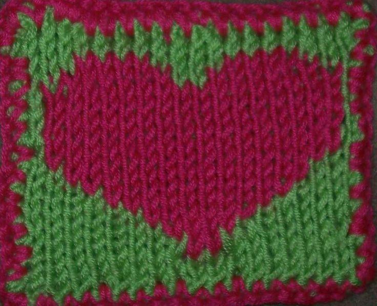 Heart Coaster Knitting Pattern : Pin by Doreen Sherie on Knitting Pinterest
