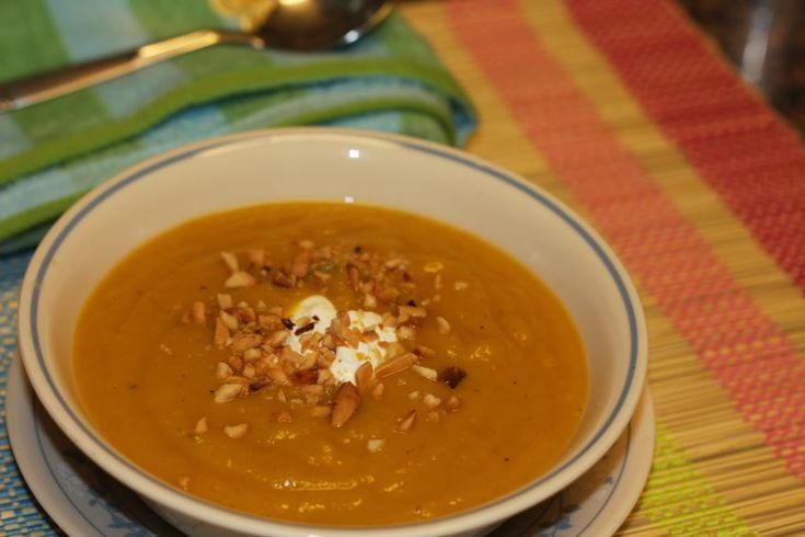 Daily Musings: Butternut Squash Velvet | Recipes to Try | Pinterest