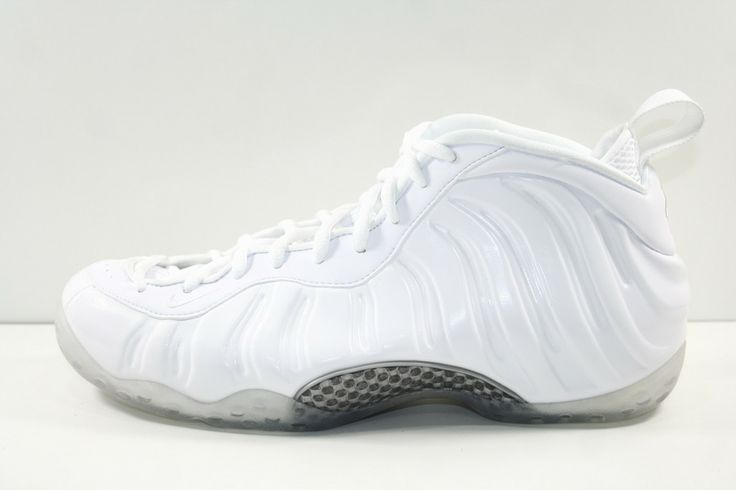 """Air Foamposite One """"WHITE-OUT"""" White Out Foamposites"""