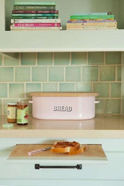 vintage green tile backsplash kitchens pinterest