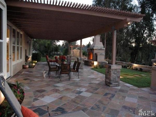 Great Backyard Patios : great patio  Backyard ideas  Pinterest