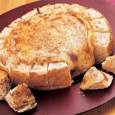 Bloomin Brie Bowl