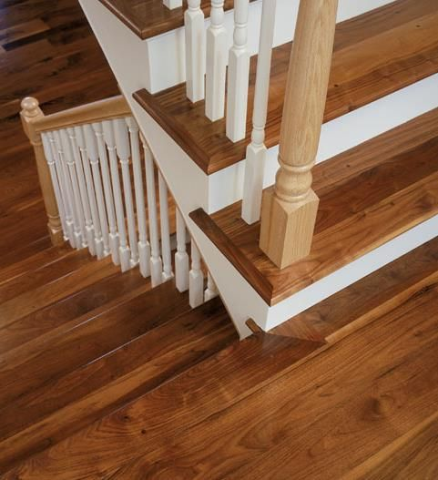 Best Prefinished Stair Treads Dwyer Residence Pinterest 400 x 300