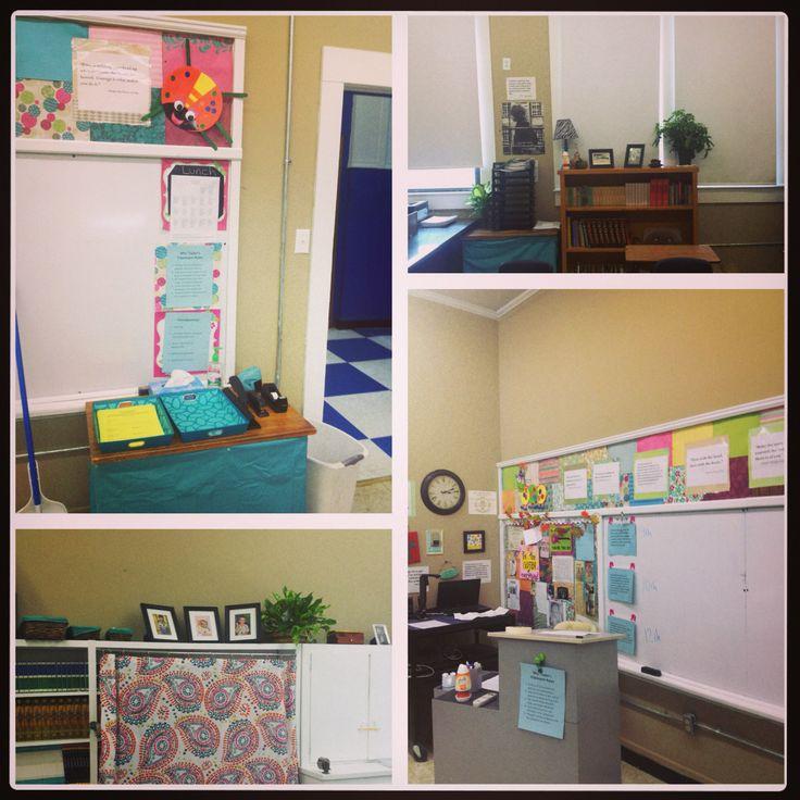 Classroom Decor Ideas For High School : Classroom decorating ideas high school pinterest