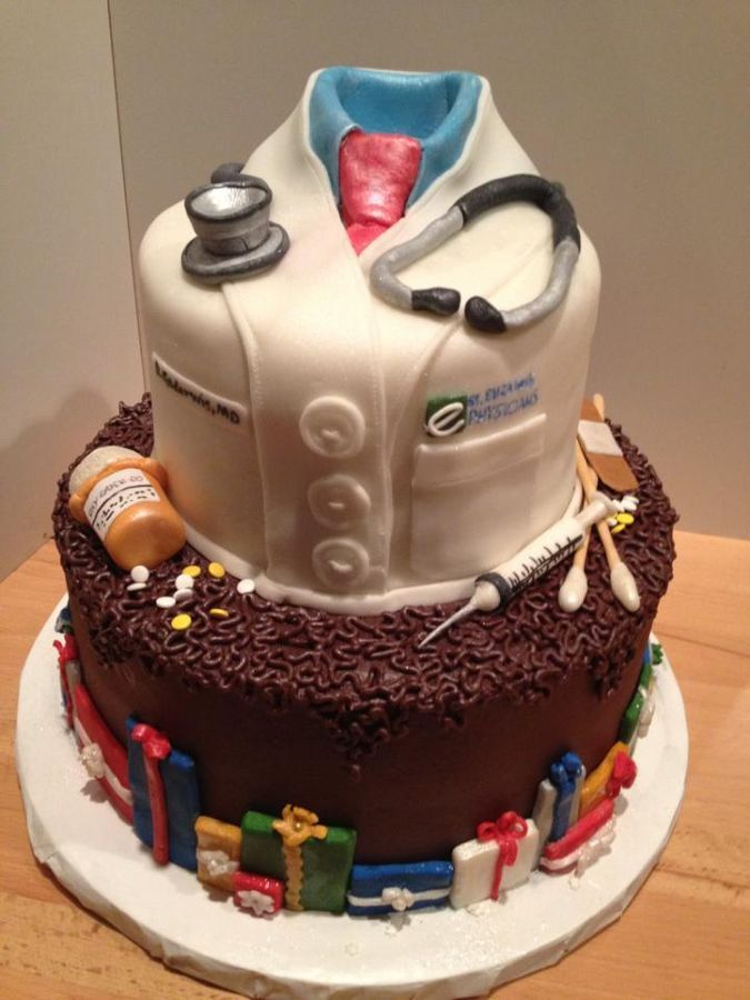 Similiar Doctor Retirement Cake Ideas Keywords