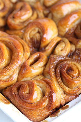 Sticky Cinnamon Buns | Baking: Breads/Buns/Rolls | Pinterest