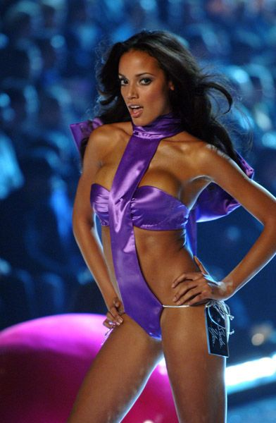 Black Victoria Secret Models Names And Pictures