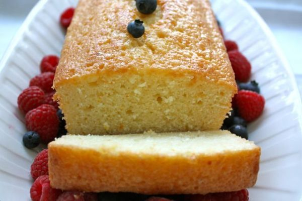 ... love meyer lemons -and this meyer lemon pound cake looks amazing