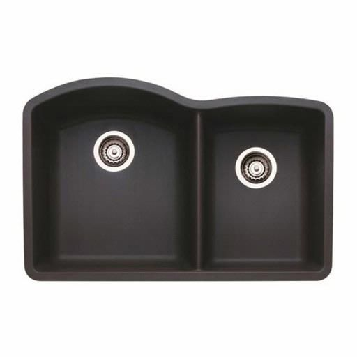Blanco America BlancoDiamond (Anthracite) 440179 :: Kitchen Sink from ...