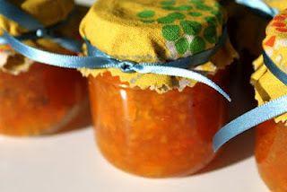 Tangerine marmalade | 1 Fast Pinja... Pin now sort later | Pinterest