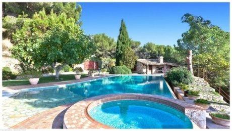 Luxury  Homes  Sale on Luxury Stone Villa For Sale In Eze  Cote       Luxury Homes For Sale