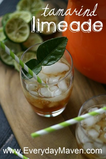 ... Limeade {1 Points Plus} #weightwatchers #tamarind #mocktail #cocktail