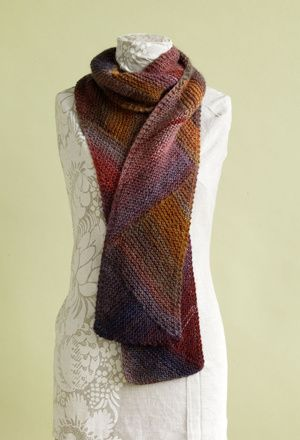 Free Knitting Pattern For Short Row Scarf : FREE KNITTING PATTERN SHORT ROW SCARF   KNITTING PATTERN