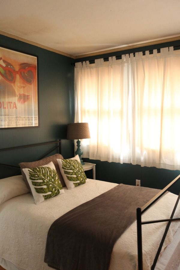 Beautiful guest room decor pinterest for Pictures of beautiful guest bedrooms