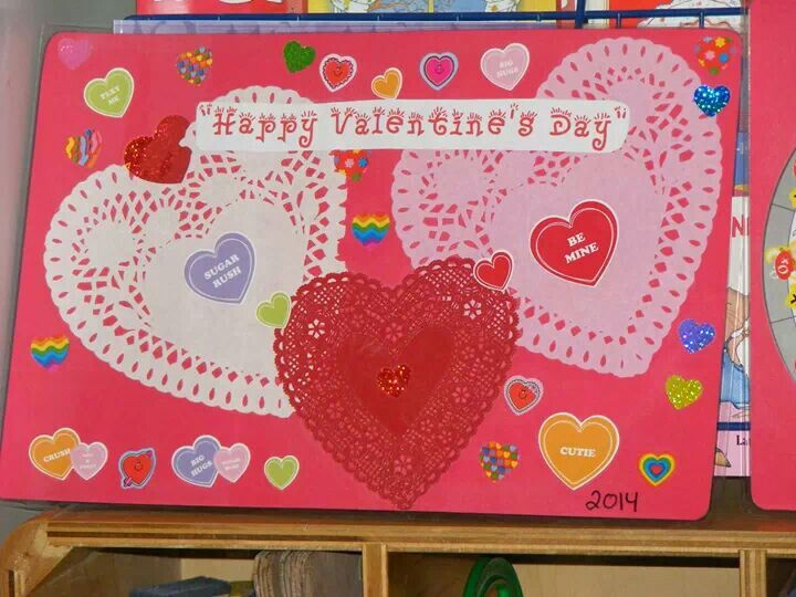 valentine preschool activities crafts