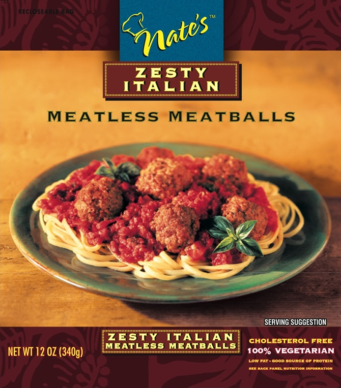 Adventures in Fake Meat: Meatless meatball party, part 2