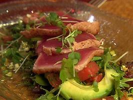 Tuna Tataki Salad | Salads | Pinterest