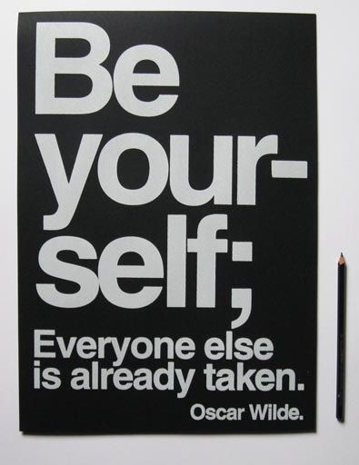 De mooiste Woonwinkel van Twente : www.potzwonen.nl    always be yourself #quote #oscarwilde #inspiration