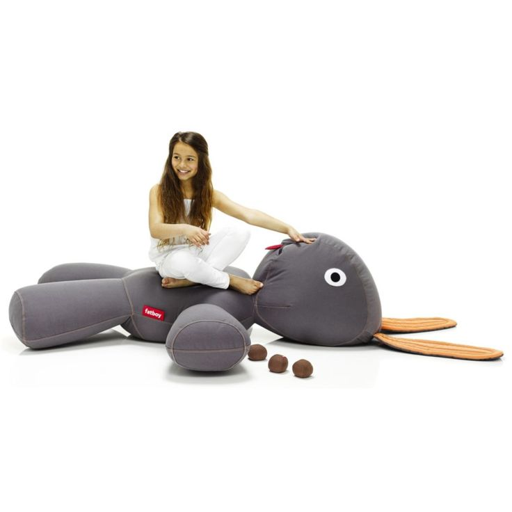 What every home needs: A ginormous lounge bunny.