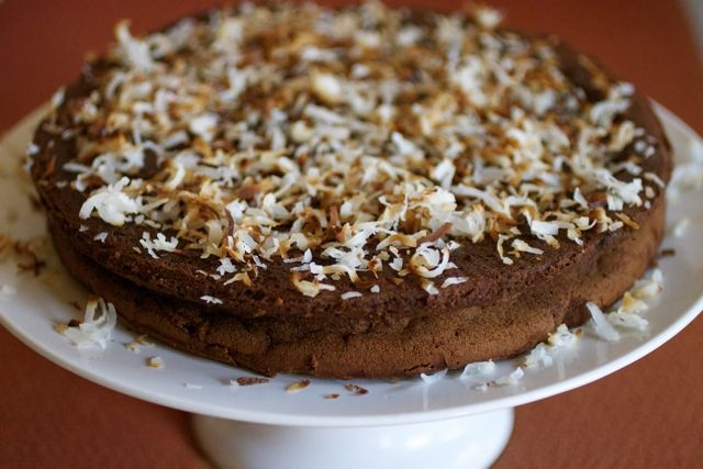 Flourless Chocolate cake #2 | in the kitchen | Pinterest