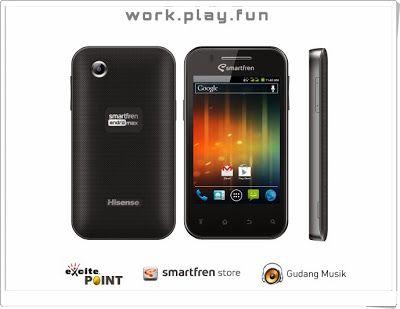 Harga Smartfren Andromax 3.5 - Smartfren - Pinterest