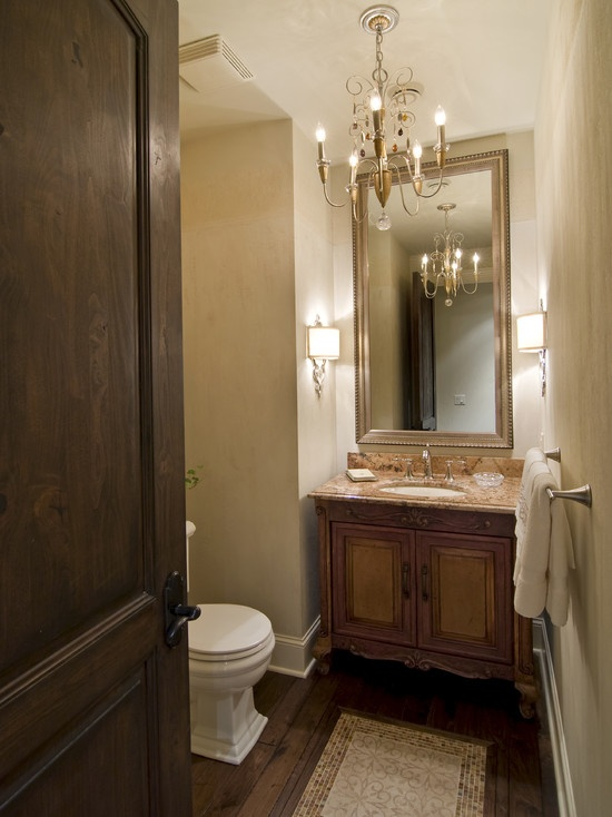 Powder rooms design traditional room ideas pinterest for Powder bathroom design ideas