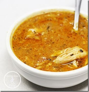 Chipotle chicken tomato soup 1 teaspoon ground cumin 2 (14.5-ounce ...