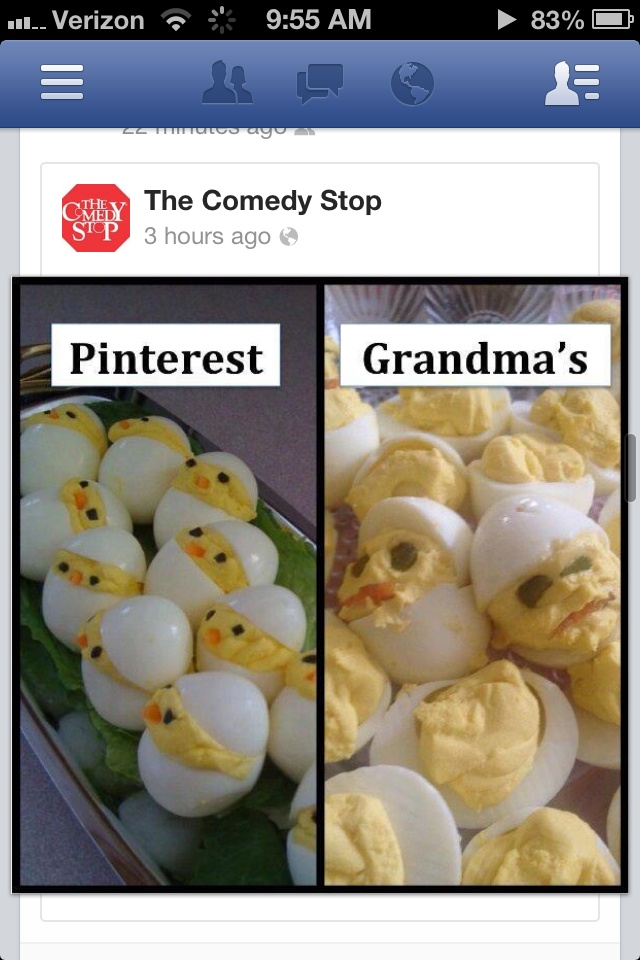 Nailed it deviled eggs | Nailed it Funny | Pinterest
