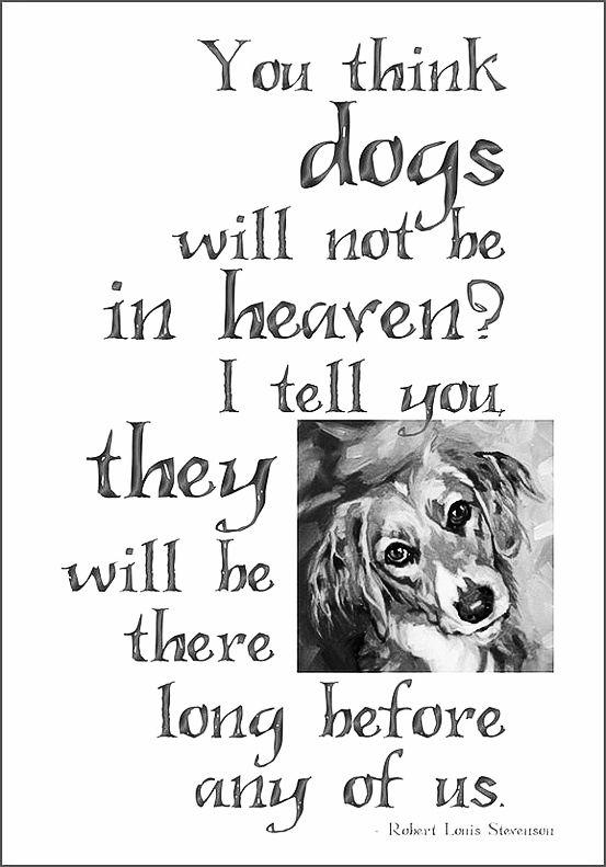 Dog quotes loss