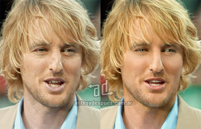 22 Celebrities Before and After Their Photoshop Makeover ...