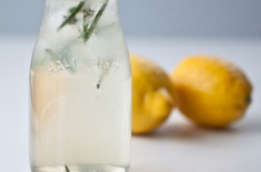 Honey Herb Soda | Favorite Recipes | Pinterest