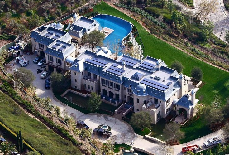 Tom Brady & Gisele Bundchen new mansion