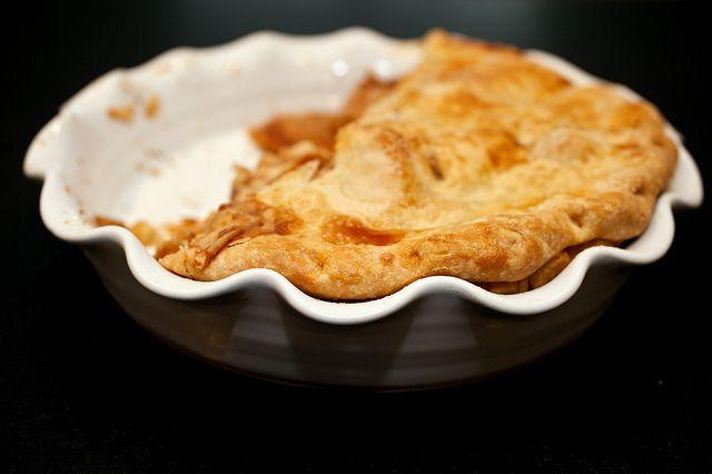 apple pie with dulce de leche | Pies, Tarts & Cobblers | Pinterest