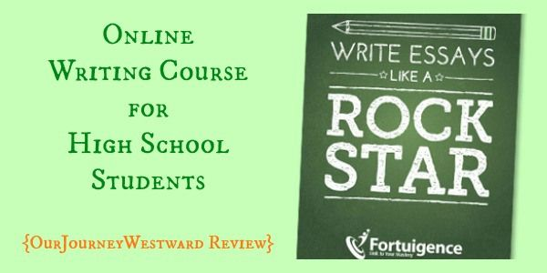 Online essay writing course free