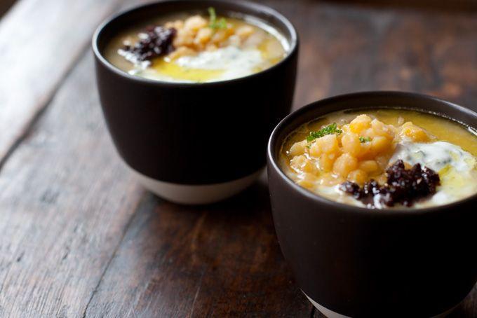 Yellow Split Pea Soup | FOOD - Soup Time! | Pinterest