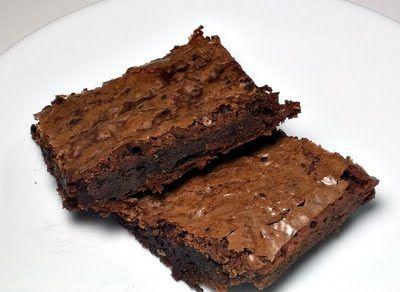 My Favorite Brownie Recipe - flavor was wonderful, but stuck to pan ...