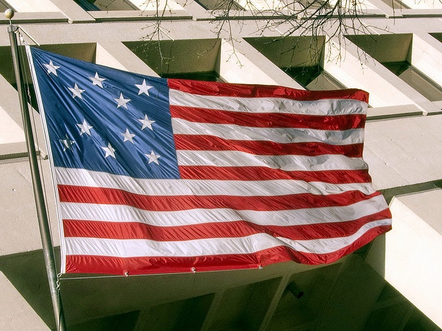 us flag number of stars