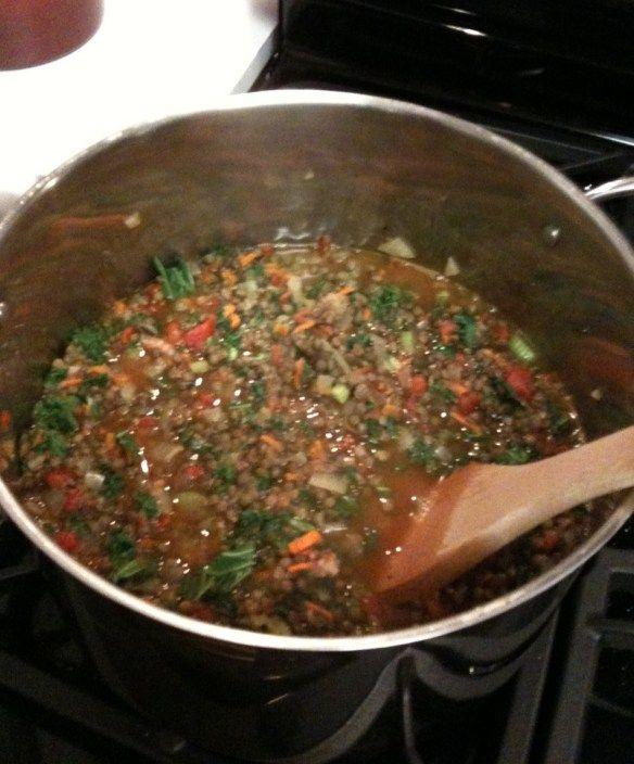 lentil soup | Recipes | Pinterest