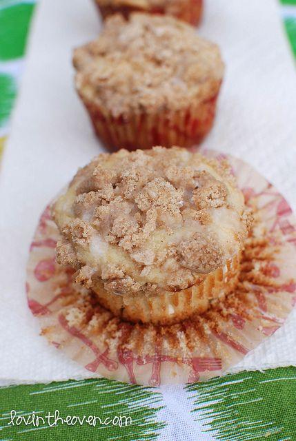 coffee cake muffins #recipe #breakfast