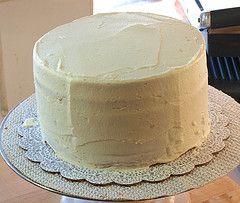 Raspberry and Chocolate Ganache Cake with White Chocolate Buttercream ...