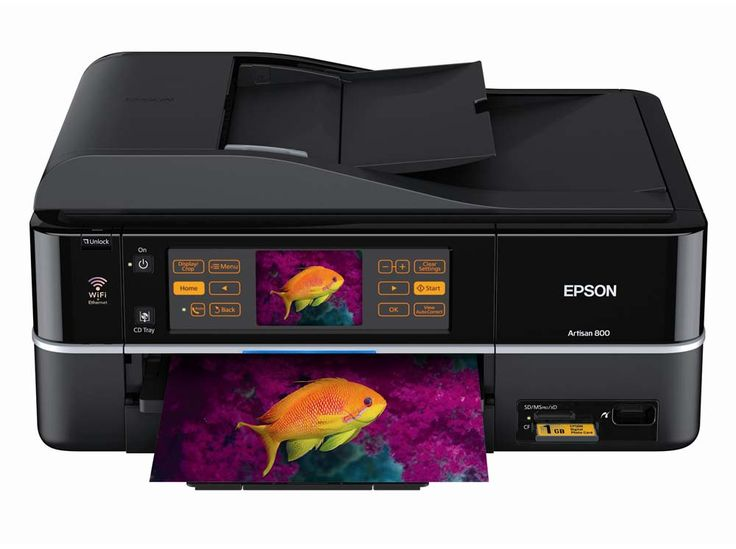 A Printer Is An Output Device That Produces Text And