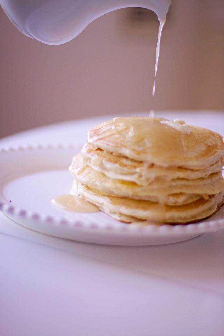 Best Buttermilk Pancakes | Breakfast/Brunch | Pinterest