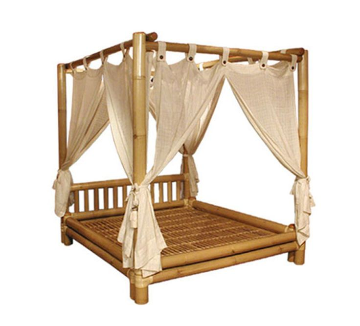 Best Bamboo Bed Architecture And Interiors Love Pinterest 640 x 480