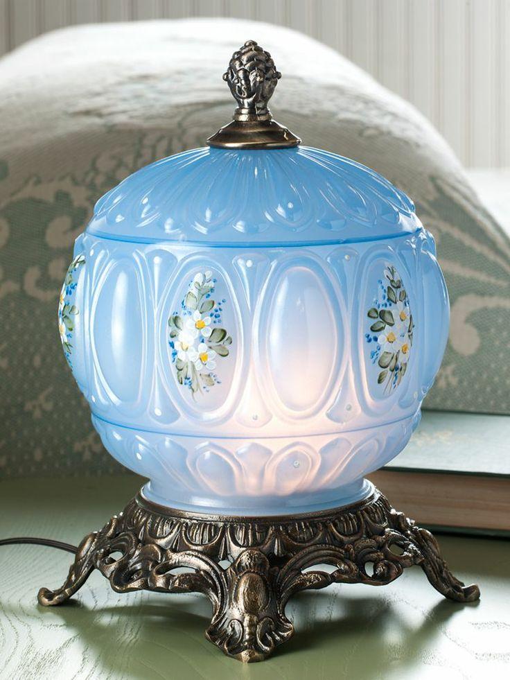 mosser night light lamp made in usa pinterest. Black Bedroom Furniture Sets. Home Design Ideas