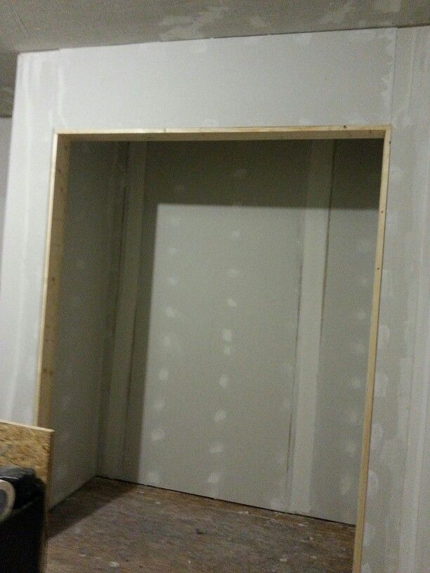 Soon to be my master bedroom closet our diy garage into