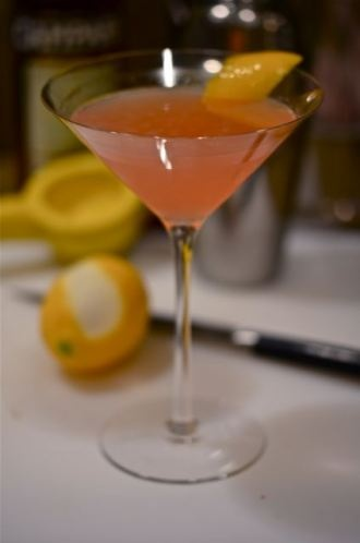 ... and a touch of sugar. A good intro to Campari or substitute Aperol